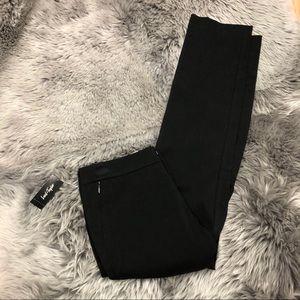 Lord & Taylor   Women's Black Kelly Slim Pants